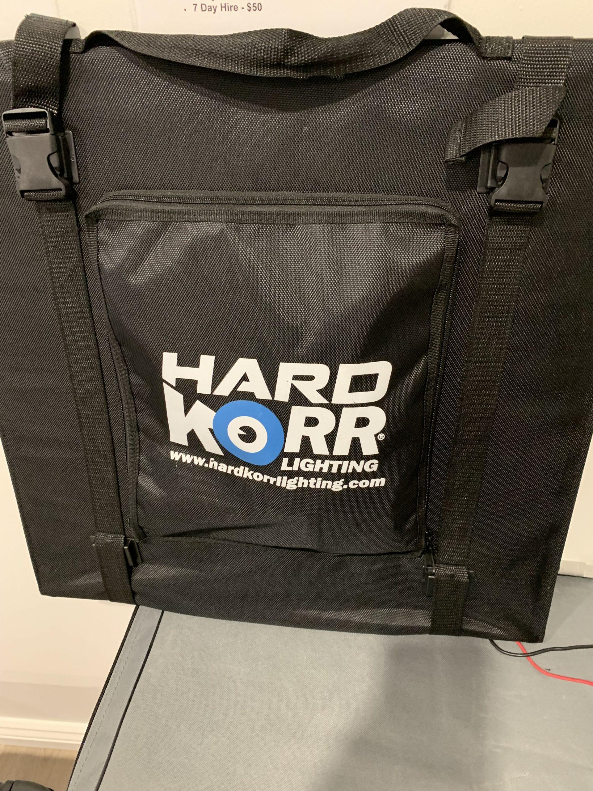 hard korr solar mat carry bag