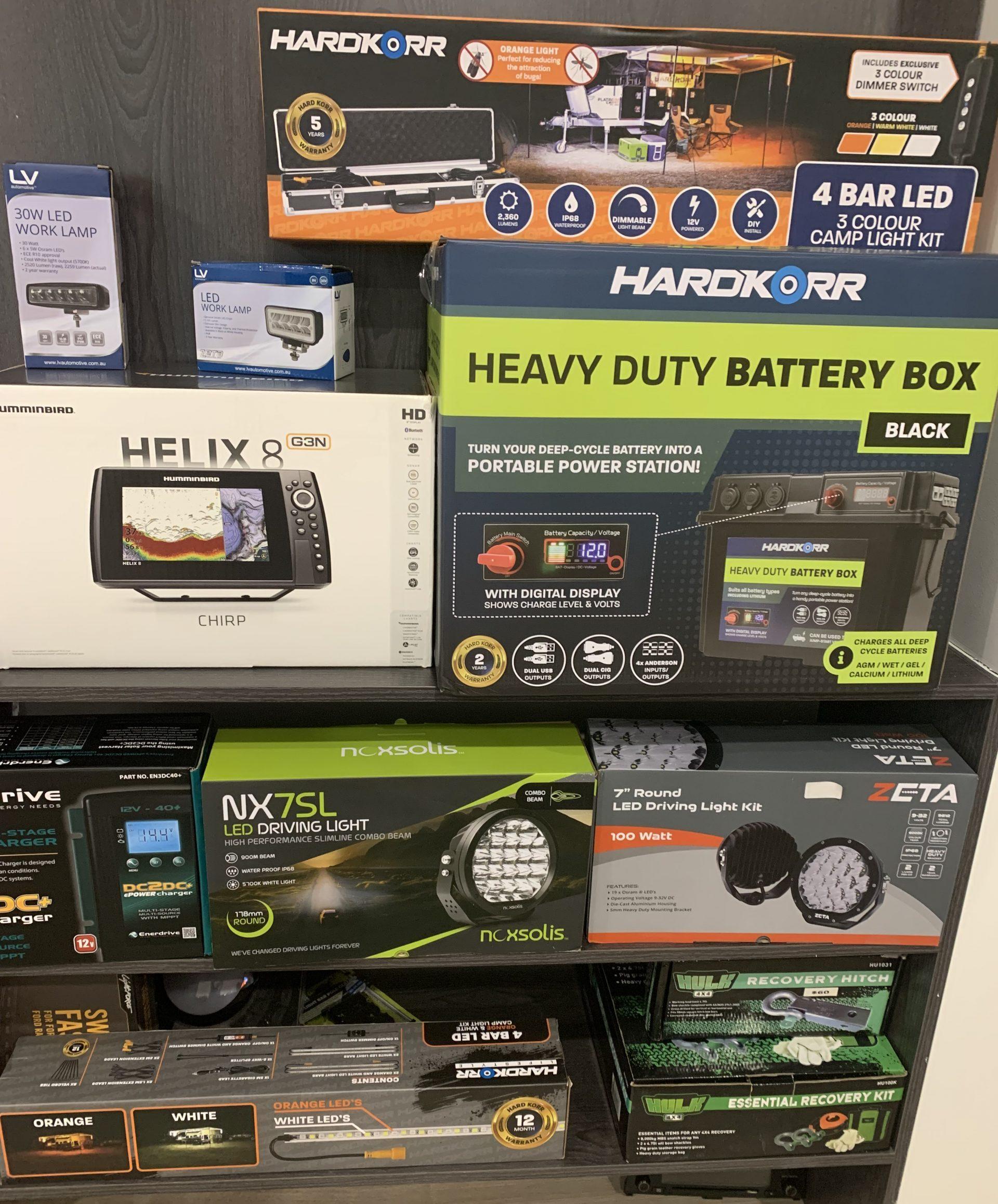 access auto electrics accessories