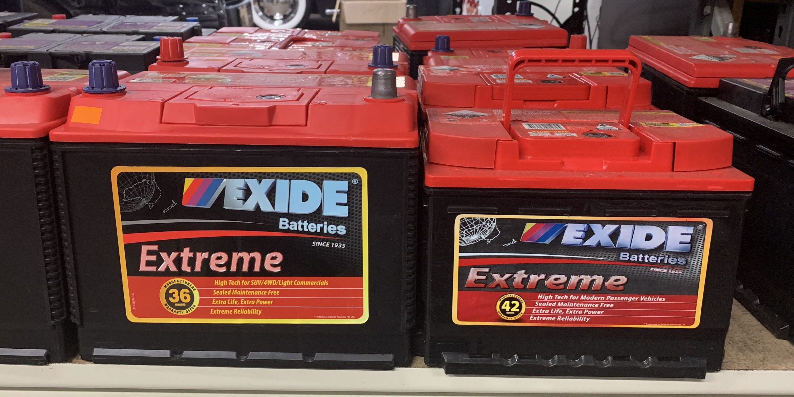 exide batteries access auto electrics