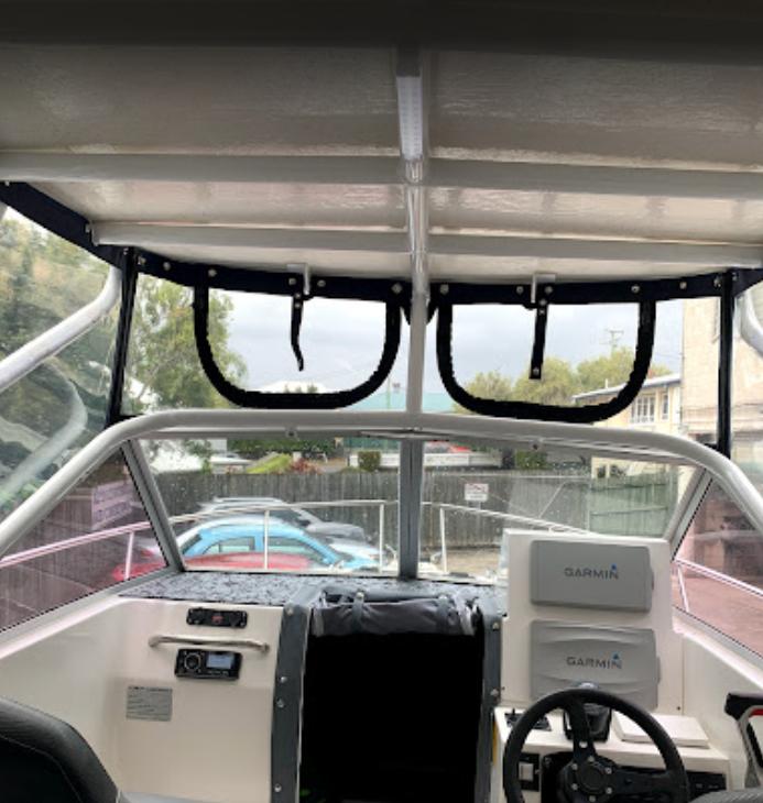 boat interior lighting